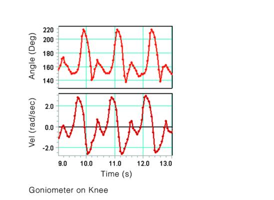 Goniometer Screen