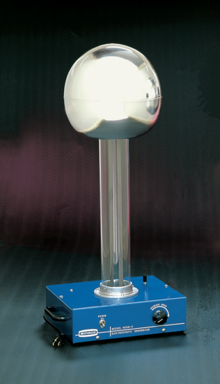 Van de Graaff Generator, High Voltage