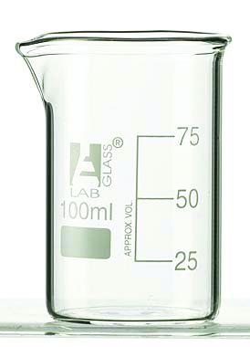 Beaker, 100 ml (12 Pack)