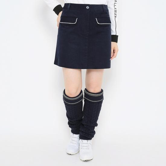 CALLAWAY 8WAYストレッチモールスキン スカート (WOMENS)