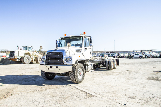 2020 Freightliner 114SD 8x4 Cab & Chassis
