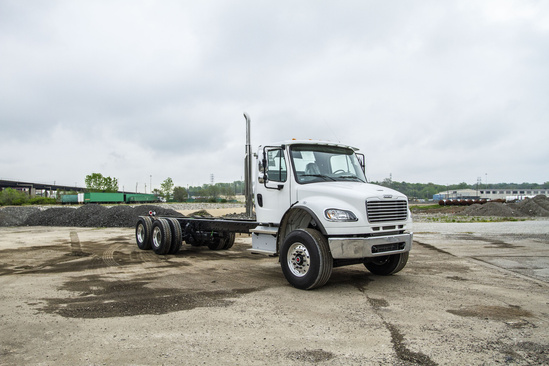 2021 Freightliner M2106 6x4 Cab & Chassis