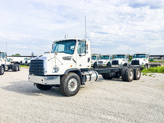 2020 Freightliner 114SD 6x4 Cab & Chassis