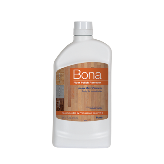 Product Image of Bona Polish Remover with Scrubbing Pad