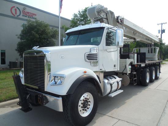 2012 Freightliner Coronado SD 8x6 National NC14127H Boom Truck