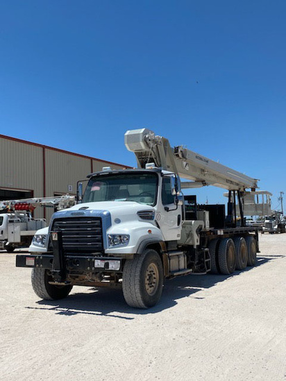 2012 Freightliner 114SD 8x6 National NC14127H Boom Truck