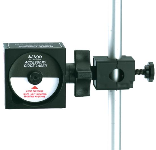 X-Y Adjustable Diode Laser