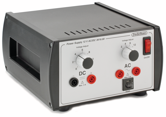 AC/DC Power Supply (12V, 3A)