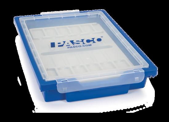 Wireless Sensor Storage for Temperature, pH and Conductivity Sensors