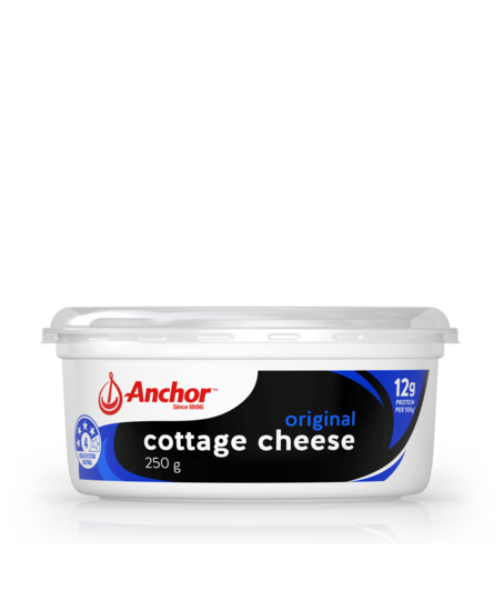 Anchor Cottage Cheese Original 250g tub