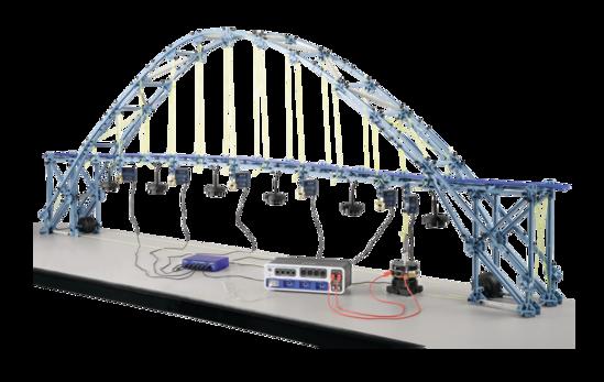 Bridge Vibrations Experiment