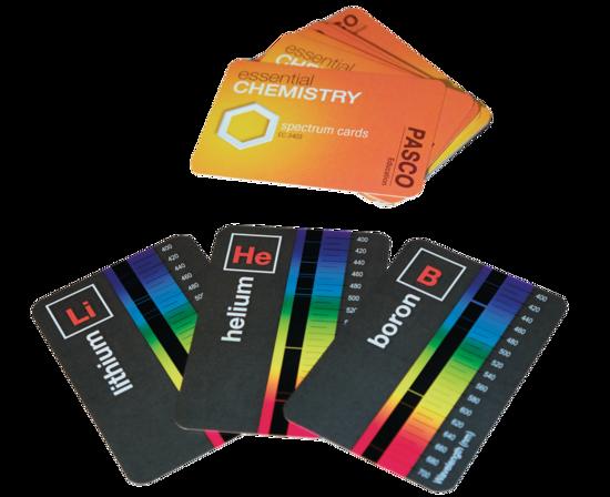 Spectrum Cards