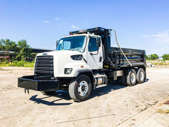 2018 Freightliner 108SD 6x4 Load King LK16SQDB Dump Truck