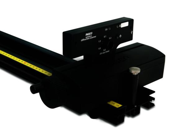 Wireless Diffraction Scanner