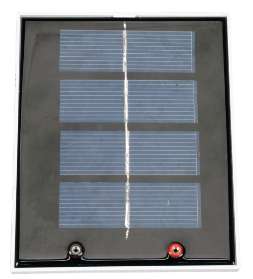 1 W Solar Cell