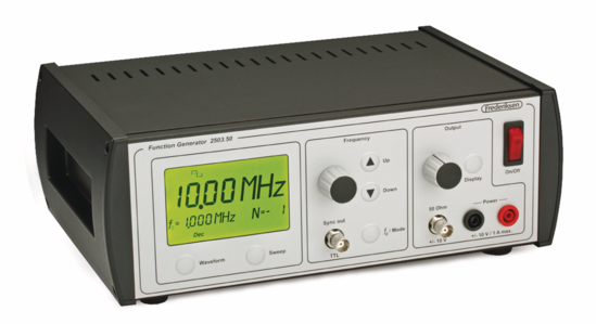 High-Frequency, High-Power Function Generator
