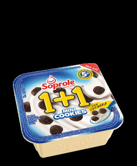 Soprole Yoghurt 1+1 Oreo