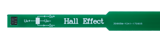 Hall Effect Experiment
