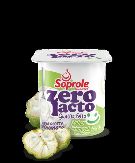 Soprole Zerolacto Yoghurt Batido sabor Chirimoya