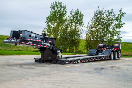 2020 Load King 503/605 SS SFF Trailer