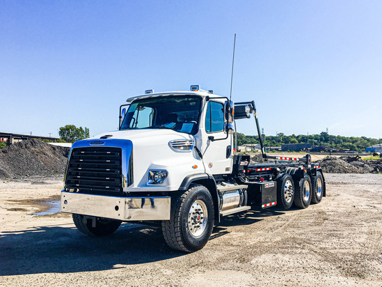 Galbreath U75T-OR-174 Roll-Off on 2020 Freightliner 114SD 8x4