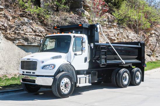2022 Freightliner M2106 6x4 Load King EXD16.0423-16HLI Dump Truck