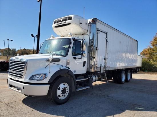 2014 Freightliner M2112 6x4 Van Body