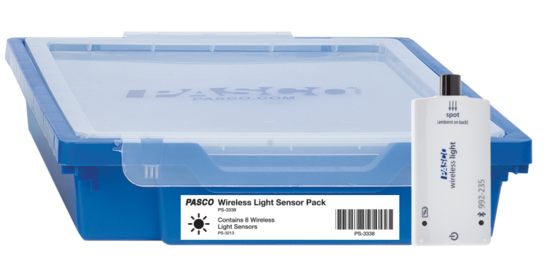 Wireless Light Sensor Pack
