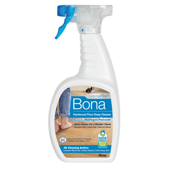 Bona PowerPlus® Hardwood Floor Deep Cleaner