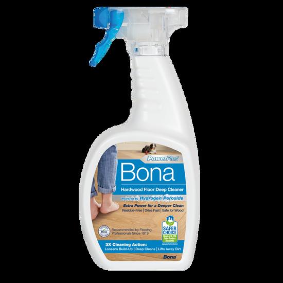 Bona PowerPlus®Hardwood Floor Deep Cleaner (1.06L/36oz) (947ML/32 oz)