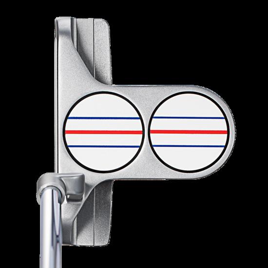 ホワイト ホットOG 2-BALL BLADEパター  (カスタム)
