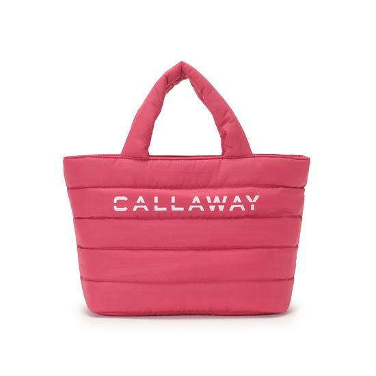 CALLAWAY キルティングカートバック (WOMENS)