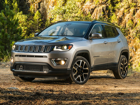 South County Chrysler >> Make Every Drive An Adventure With The 2018 Jeep Compass