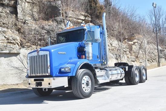 2020 Kenworth T800 6x4 Tractor