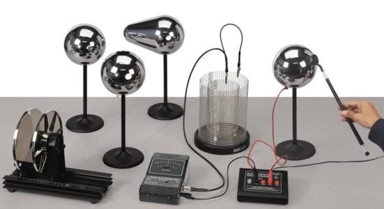 Basic Electrostatics System