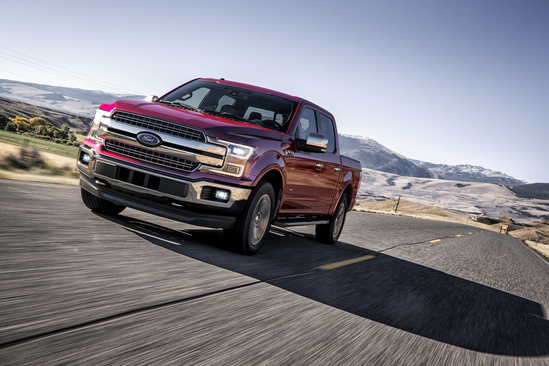 2017 Ford F 150 Offers Updates That Increase Drivability
